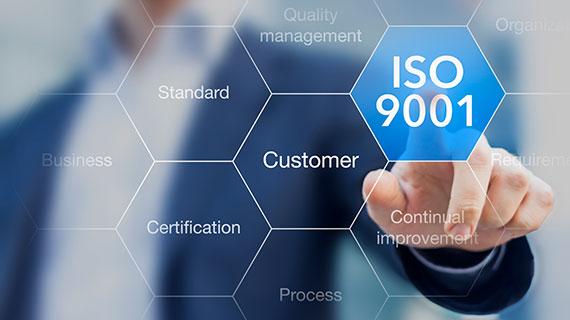 ISO 9001 certification New Delhi