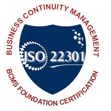 ISO 22301 certification connecticut
