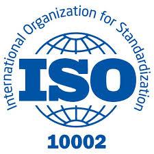 iso 10002 certification illinois