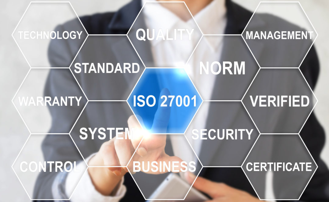 ISO 27001 certification USA